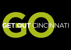 Get Out Cincinnati - a Design for Social Change project. Cincinnati is a city divided by highways and stereotypes. People often miss out on the exciting things Cincinnati has to offer because they are reluctant to explore unfamiliar areas. Get Out (or GO) Cincinnati is aims to unify Cincinnati by encouraging people to see what's out there.
