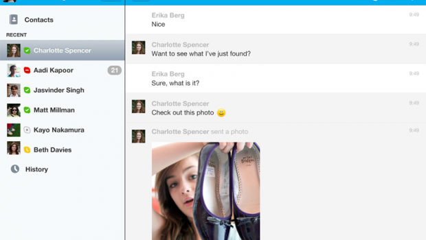 Read: Skype iPhone & iPad adds photo sharing and improved performance