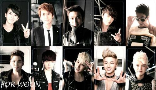 Super Junior - Sexy, Free & Single (Japanese Version) ♥