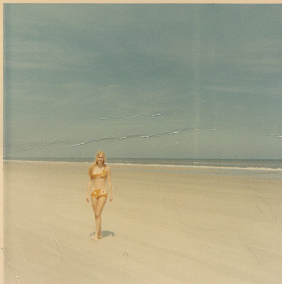 the ultimate beach blonde - my beautiful mama