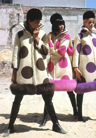 that60sgirl:  pierre cardin 1967
