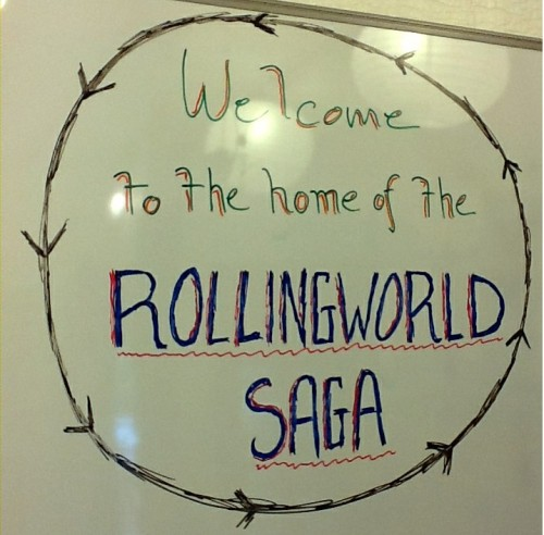 Welcome to Rollingworld!!