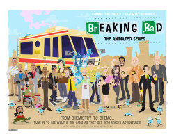 Breaking Bad the animated series