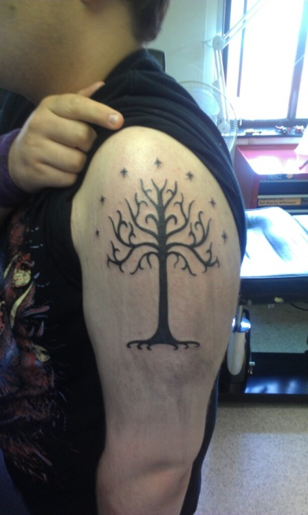 I hope this is high quality enough.This is my first tattoo, i got it at Eternal Art, in Rugby (UK)By a guy named Oli.