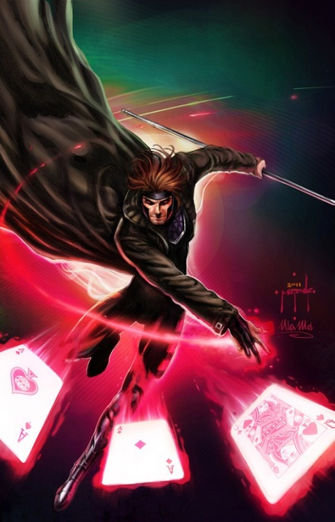 hyperbeam64:  Gambit by Sinhalite