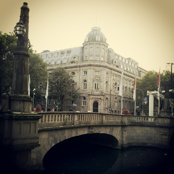 #dusseldorf  (Taken with Instagram at Düsseldorfer Altstadt)