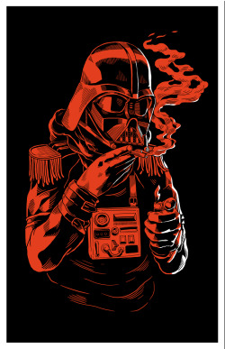 Joint The Darkside / Buy the Art Print Here