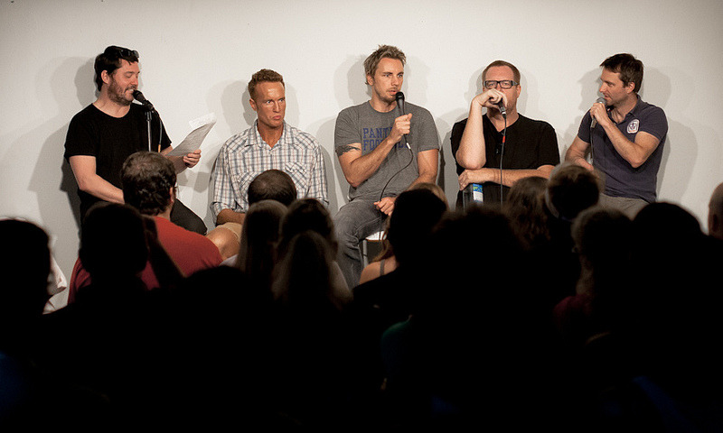 liezlwashere:  Nerdmelt | Doug Loves Movies | 08.14.12 Doug Loves Movies with Doug Benson, Jess Rowland, Dax Shephard, Steve Agee & Chris Hardwick