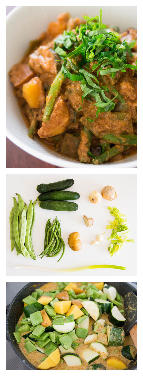 pbs-food:  Vegetable Curry | Fresh Tastes Blog | Marc Matsumoto
