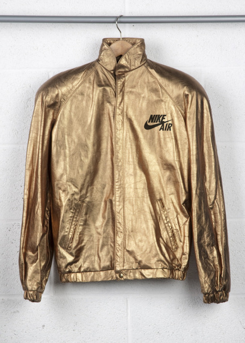 blvckgallery:  Nike Golden Windbreaker edited, the OG pic isn't mine
