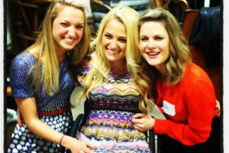 The Glee Project's Ali Stroker LOVES her friends and family! See what she's been up to in these PHOTOS: http://ow.ly/d8b1E  Which of Ali's performances on The Glee Project was YOUR favorite?