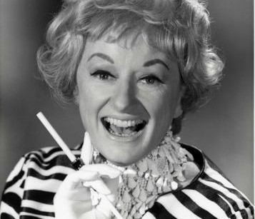 Phyllis Diller, one of the first and one of the few female comic headliners of her generation, died Monday at the age of 95. Diller got a late start as a comic — she didn't enter show business until she was a 37-year-old mother of five. She had already worked in public relations at a radio station and had written a newspaper advice column. It was her first husband who suggested she try comedy, because it appeared to pay well and they needed the money. via Fresh Air Remembers Comedian Phyllis Diller