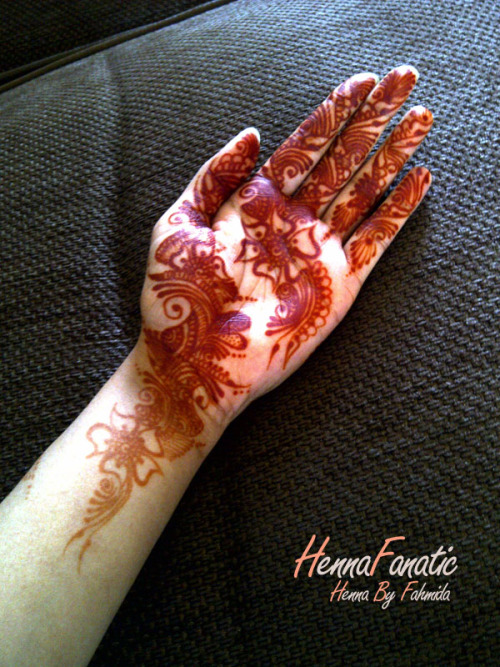 Henna By Fahmida (HennaFanatic)