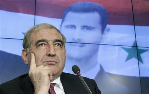 "Syria 'ready to discuss' Assad's resignation, deputy PM says (Photo: Maxim Shemetov / Reuters) Syria is ready to discuss the resignation of President Bashar Assad through negotiations with the opposition, Syrian Deputy Prime Minister Qadri Jamil said Tuesday in Moscow, according to AFP.  ""The resignation (of Assad) as a condition to be fulfilled before the start of a dialogue means it will be impossible to start the dialogue. Any issue can be discussed during the dialogue,"" Jamil said, according to Reuters.  Read the complete story."