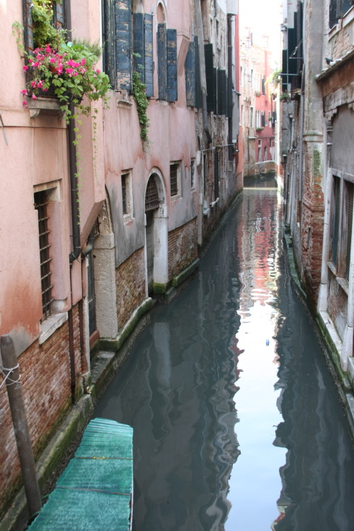 Ah Venice. What a beautiful place.