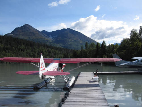 Don't forget about our Alaska Seaplane Adventure Sweepstakes. Every order enters you to win an unforgettable weekend in Moose Pass, Alaska, courtesy of Alaska Float Ratings (http://www.alaskafloatratings.com).