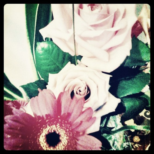 #flowers :) (Taken with Instagram)