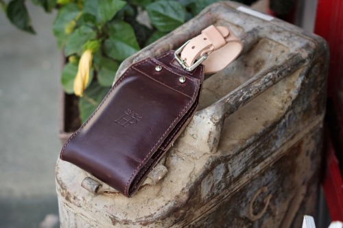 Announcing the Luggage Tag Wallet. Just say no to pocket bulge. More Info here