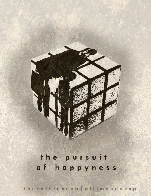 fuckyeahmovieposters:  The Pursuit of Happyness by The Coffee Bean