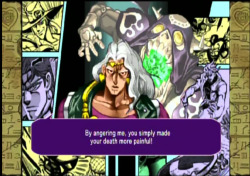bison2winquote:  - Vanilla Ice/ Iced, JoJo's Bizarre Adventure HD (Capcom)