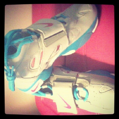My sexy diamond turfs (Taken with Instagram)