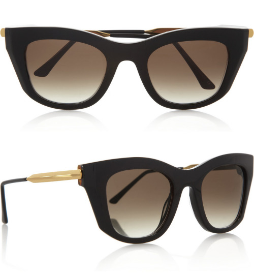 The perfect cat eye. Thierry Lasry Sunglasses.