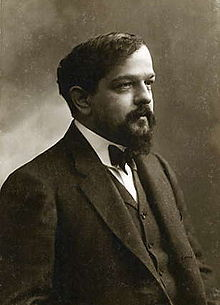 Happy 150th Birthday, Claude Debussy!! Your music continues to bring peace, joy, and light to our hearts. Thank you!