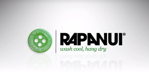 "Rapanui Clothing : Wash Cool, Hang Dry. ""Did you know that 80% of the environmental impact in a t-shirt's life comes from washing and drying after you've bought it?"" The team behind ethical clothing brand Rapanui highlight how we care for our clothes is just as important as how we buy them. Read more about their thought-provoking campaign"