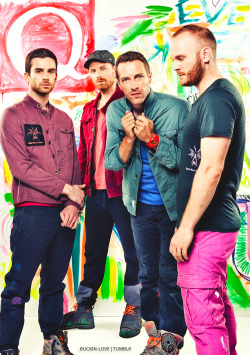buckin-love:  → 1/50: Favourite photos of Coldplay