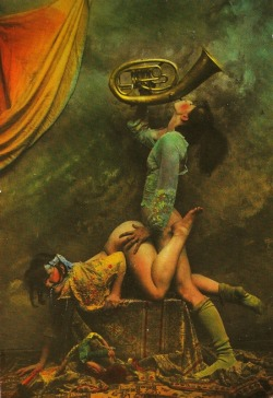 vividdreamerzzz:  Jan Saudek Victory at Sea, 1992
