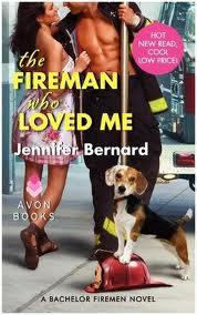"Book: The Fireman Who Loved Me Author: Jennifer Bernard Series: Bachelor Firemen #1 Genre: Contemporary Romance Synopsis:  Fearless, smoking hot and single: meet the Bachelor Firemen of San Gabriel. These firemen might be heroes, but it's their bad luck in love that makes them legendary.   News producer Melissa McGuire and Fire Captain Harry Brody couldn't be more different, though they do have one thing in common: they're both convinced they're perfectly wrong for each other.   But when Melissa's matchmaking grandmother wins her a date with Brody at a bachelor auction… Sparks fly. Passion flares. Heat rises. (You get the picture.)   Add a curse, a conniving nightly news anchor, a stunningly handsome daredevil fireman, a brave little boy, a couple of exes, and one giant fire to the mix and Melissa and Brody's love may not be the only thing that burns.     My Review:  First off let me tell you I really, really liked this book; Melissa McGuire and Harry Brody make an amazing couple. This was one of the most fun books I have read all summer.  ""The Fireman Who Loved Me"" starts out at a bachelor auction; Melissa's grandmother Nelly has invited Melissa so she can find the man of her dreams.  See Nelly is the typical interfering grandmother; she wants her granddaughter to find a man worthy of her love.  When Nelly bet's an ungodly amount of money for a date with one of the irresistible bachelor's Melissa has no choice but to attend. This is where things heat up.  Nelly is a very lovable character and the life of the party -and by party I mean story- throughout this book. She talks with her dead husband, she always lets the characters know when they are doing something wrong and she is always there! To be honest I found her to be a little annoying at times but most of the time she reminded me of someone who wants the best for someone they love.    The storyline of this book was quite enjoyable; Melissa and Captain Brody have a great relationship. They can talk to each other about anything and there is plenty of heated sex. But of course there can't be a romance story without ex's and horribly mean characters. The fact that both Melissa's and Brody's ex's show up at the same time was a little unbelievable for me. That is just too much of the same conflict. Now for the horrible characters of the book we have Ella Joy, the incredibly sexy anchor woman for the news station Melissa works at.  Ella Joy is that character that can't do anything for herself, and steals everyone's attention. Now this is fine for a conflict in a book, and I found Ella to be quite the character.  It's just some parts of Ella Joy's life were a little too involved in this book. I mean ""The Fireman Who Loved Me"" is supposed to be about Melissa and Brody, not how Ella Joy and Melissa's ex get together.    Throughout this book Melissa is working to save a little boy from an abusive foster family, and it is going along and I am starting to hope for a happy ending for this little boy. But when some critical points in Melissa's life happen she just ""forgets"" about the boy.  I found myself waiting and waiting for things to be resolved with this case but once things get going good for Melissa again Rodrigo, the boy from the abusive family is never mentioned again. The story ends without the expected resolution of this problem. I just found that to be a little annoying. I mean the character cares so much for this little boy and then we don't even get to know what happens. I mean what is with that?  Other than those few problems I found this book to be a great fun and easy summer read. I really liked the main characters and I did enjoy seeing Ella get taken down a notch or two in the end.  These characters were some of the most realistic people I have read about in a romance novel. I am truthfully looking forward to reading the next in the Bachelor Fireman series. This book does have its flaws but all in all it was a fairly good romantic comedy."
