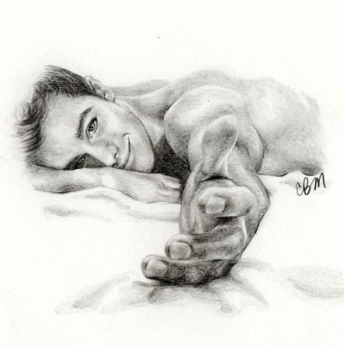Chris Drawings & paintings Fanarts Tumblr_m94qh0FEmd1r5fs5bo1_r1_500