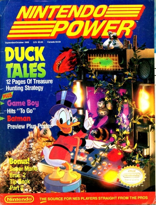 imremembering:  R.I.P. Nintendo Power Magazine (1988-2012) [MTV.com]