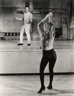 retrogasm:  Ann Margret and Elvis  This movie completely changed my life. True story.