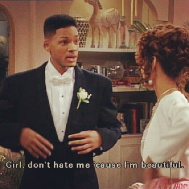 Fresh prince! (Taken with Instagram)
