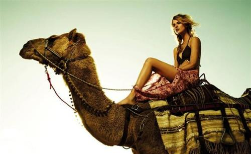 Exclusive: Tigerlily's SS12/13 Villa Maroc Moroccan-inspired campaign video