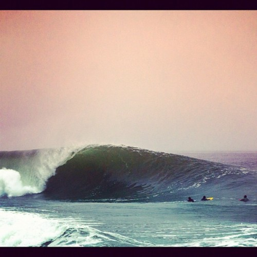 Big #big #surfer #bodyboard (Taken with Instagram)