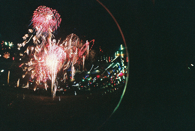 Fireworks by Justina Roberts on Flickr.