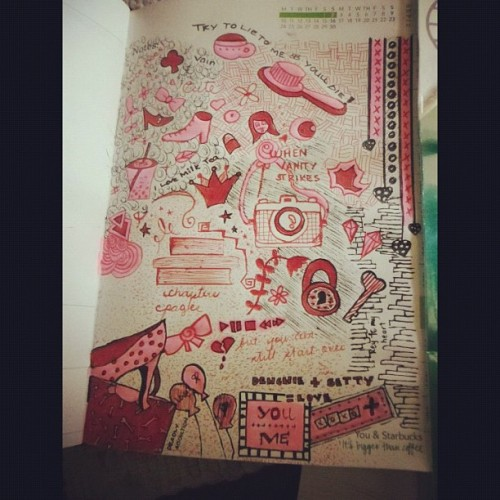 Doodle :) (Taken with Instagram)