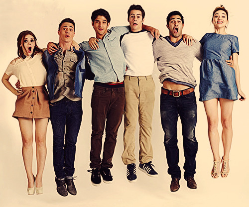 aguywholovesteenwolf:  The best cast in television.