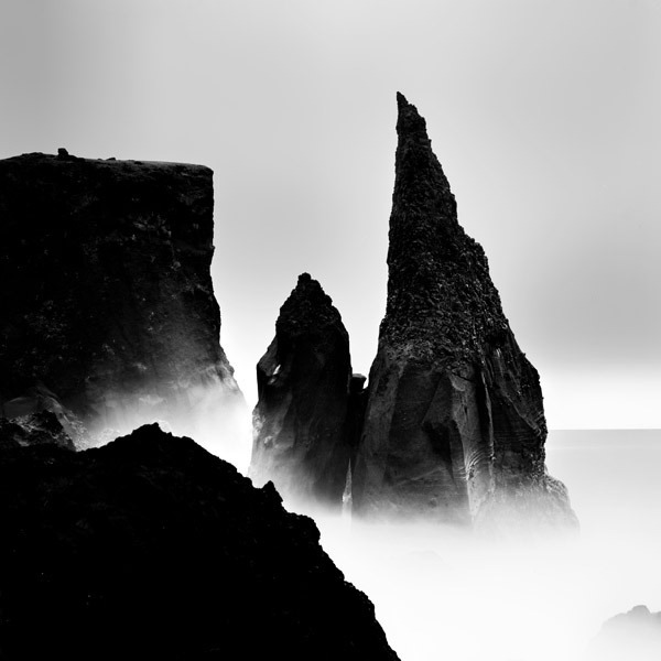 black-and-white:  Iceland II (by Michael Schlegel)