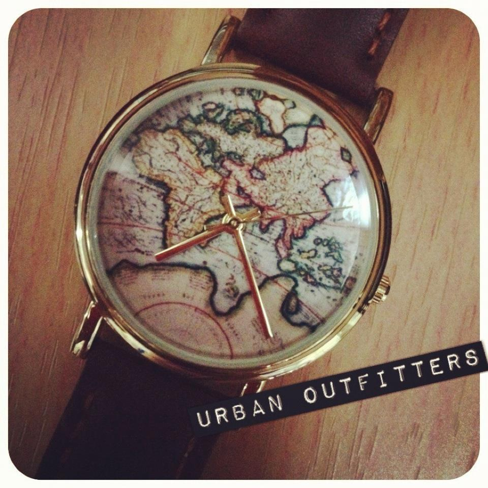 Watch from Urban Outfitters