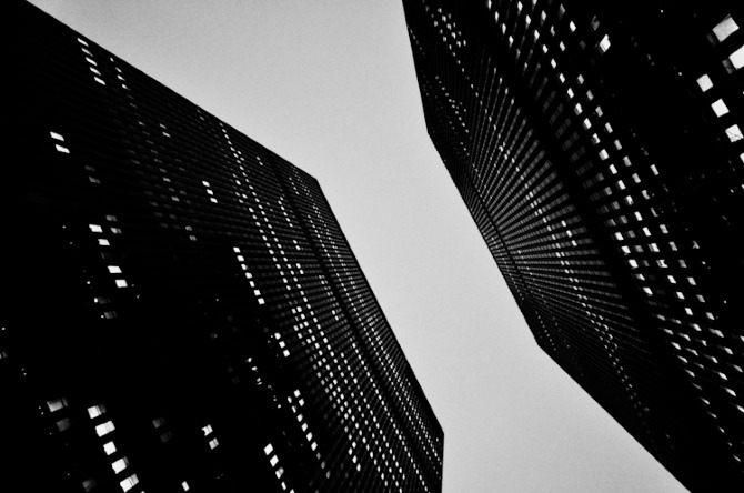 black-and-white:  nyc (by Marcelo Brandt)