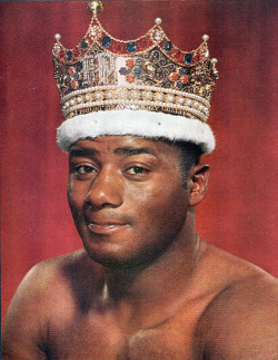 Heavyweight King, Floyd Patterson