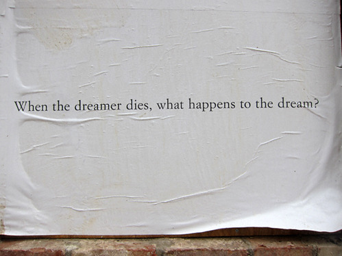 passhion:  The dreamer lives the dreams