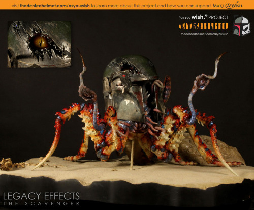 The Scavenger by Legacy Effects