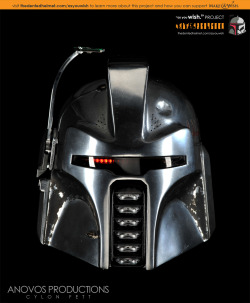 Cylon Fett by ANOVOS Productions