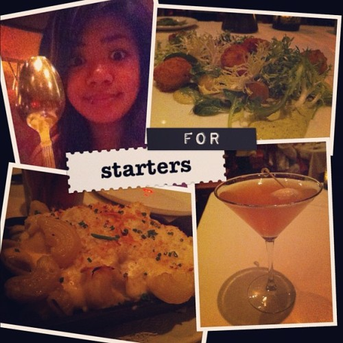 #dinner #date with @hidekincredible  (Taken with Instagram at Roy's Hawaiian Fusion)
