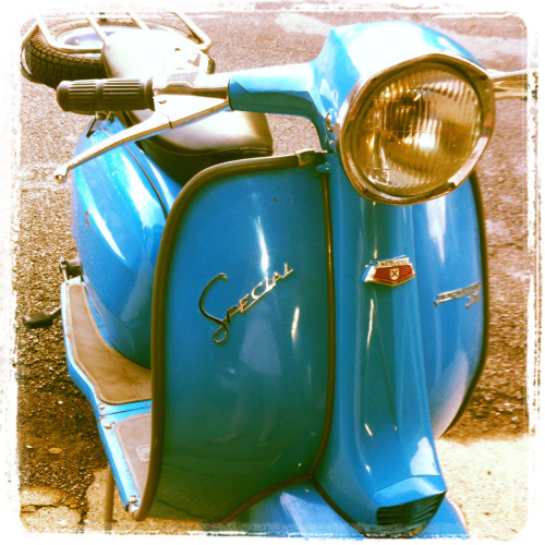 "My ""new"" scooter, 1979 Lambretta Li Special (Serveta, Spanish made)"