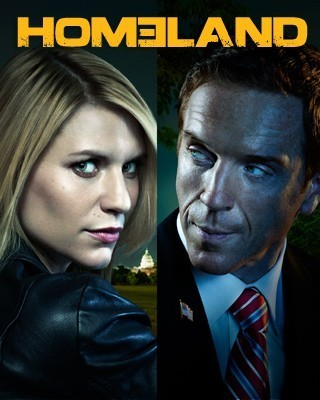I am watching Homeland                                                  27 others are also watching                       Homeland on GetGlue.com